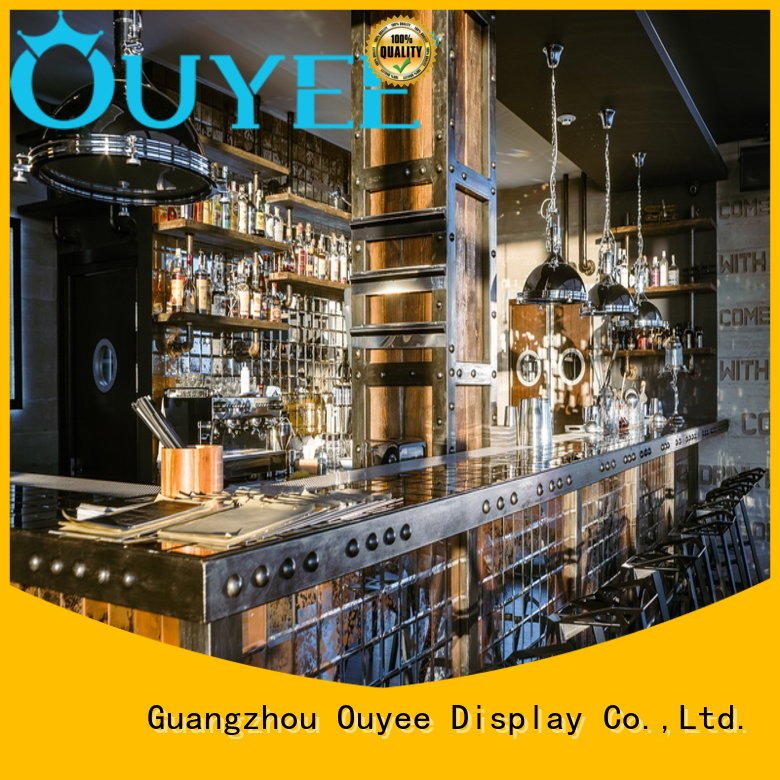 Coffee Shop Counter For Sale OY-CSD014