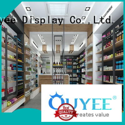 newest pharmacy interior fast installation for display OUYEE
