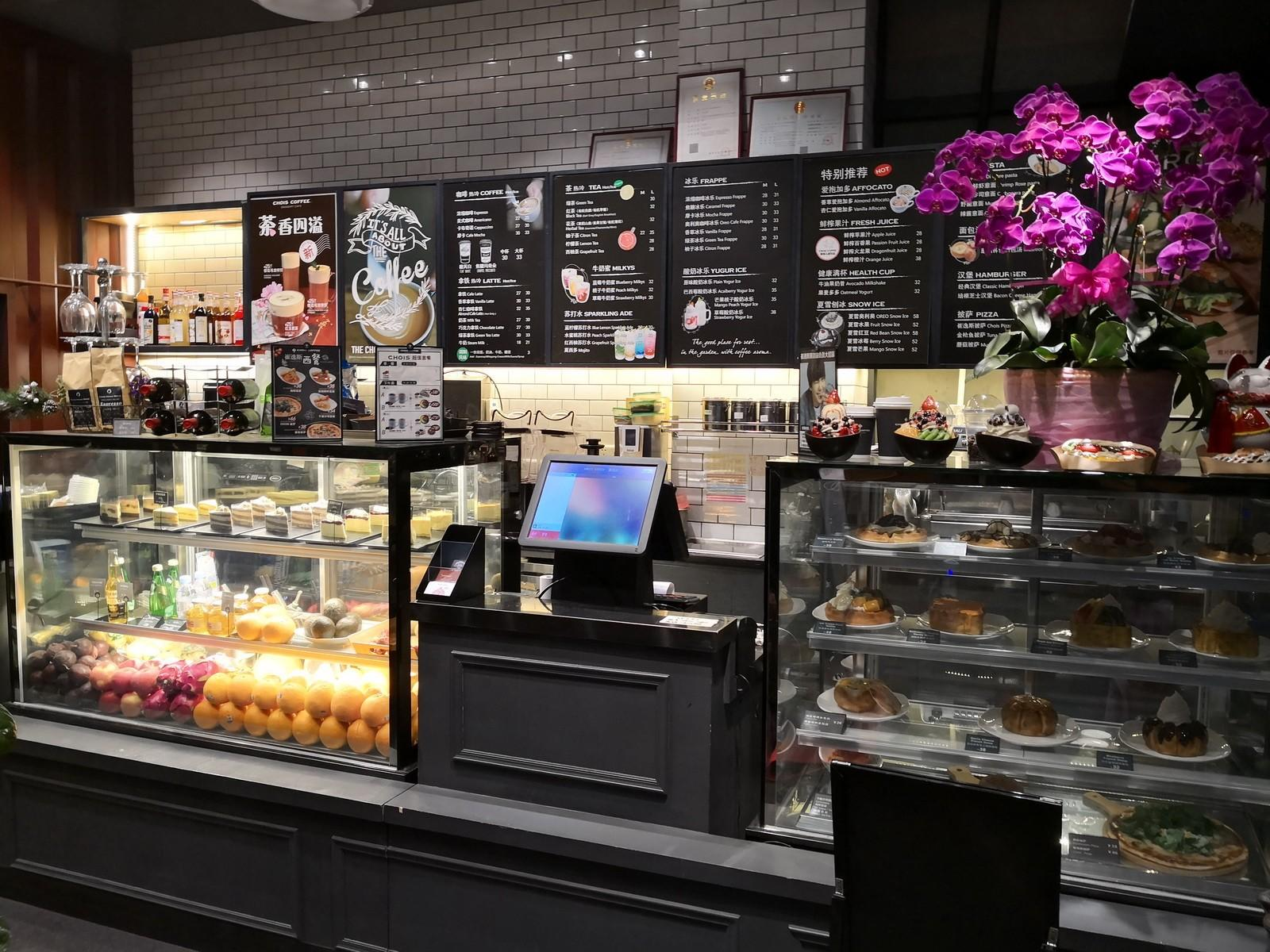 best design coffee shop counter for sale commercial at discountfor restaurant-3