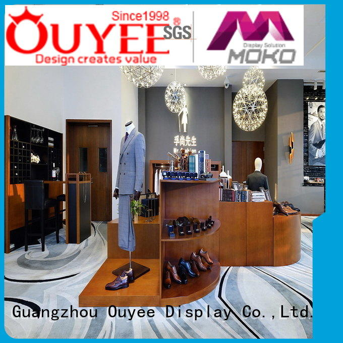 OUYEE high-end clothing display universal for decoration