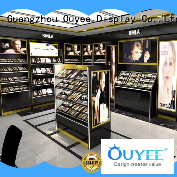 durable cosmetic store shelf cheapest factory price for decoration OUYEE