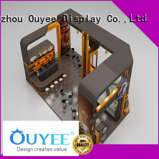 OUYEE commercial coffee shop design ideas at discount for restaurant