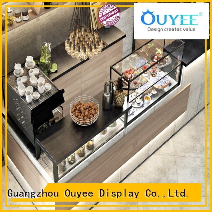 Quality OUYEE Brand kiosk coffee shop sale coffee
