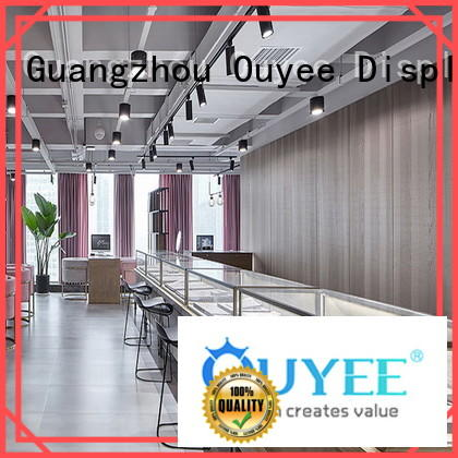 custom retail jewellery display cabinets ODM for wholesale OUYEE