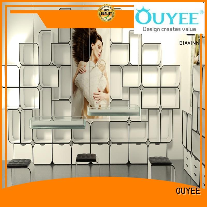 funky handbag display stand eye-catching for chain shop OUYEE