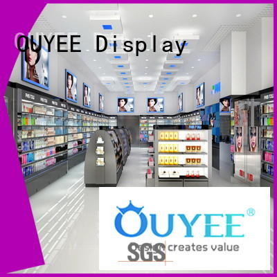 OUYEE hot-sale perfume storage organizer by bulk for supermarket