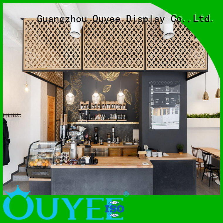 decor ideas kiosk coffee shop shop OUYEE company
