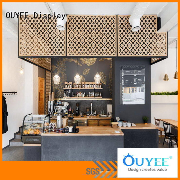 kiosk coffee shop coffee sale Bulk Buy bar OUYEE