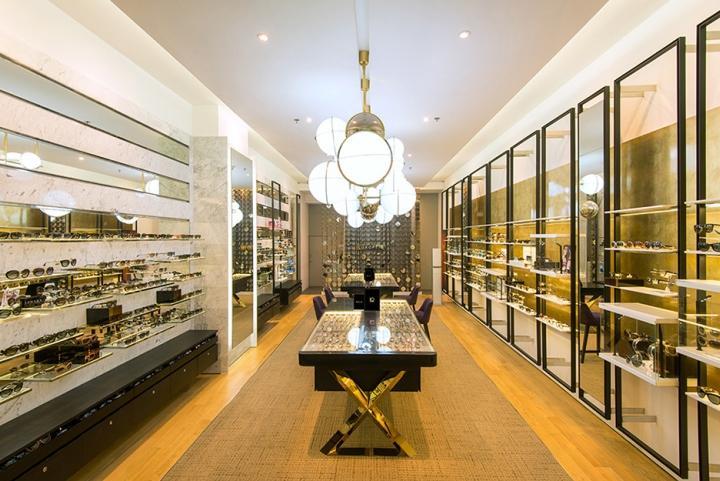 OUYEE custom eyewear display case top brand for chain shop-1