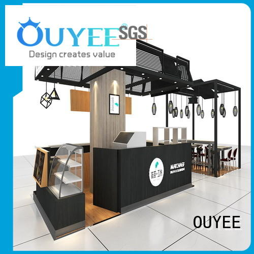 cafe shop decoration modern for club OUYEE