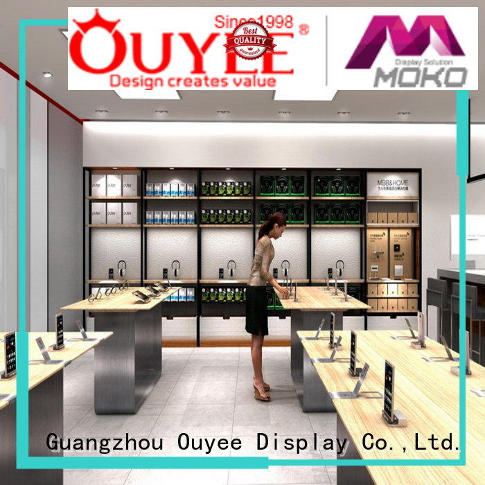 accessories electronic electronic shop display OUYEE Brand
