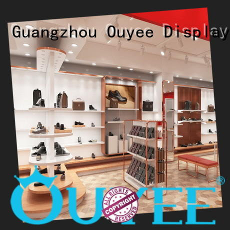 Wooden Shoe Rack Designs OY-SSD024