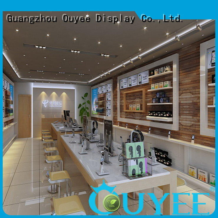 OUYEE top brand small mobile shop design bulk production for decoration