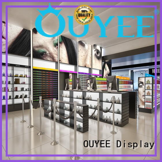 one-stop cosmetic counter design newest cheapest factory price for wholesale