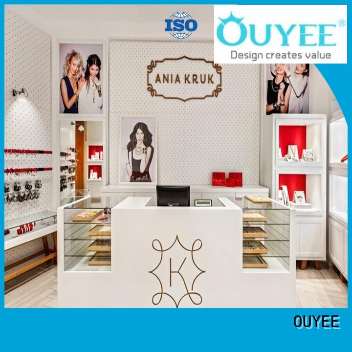 high quality retail jewelry display commercial OBM for store