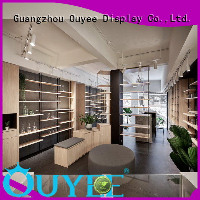 OUYEE Brand shop counter pharmacy pharmacy counter design