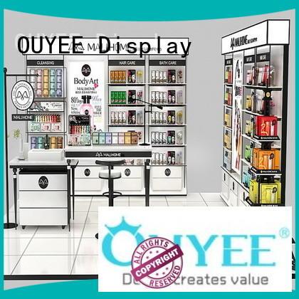 makeup retail display cosmetic makeup OUYEE Brand