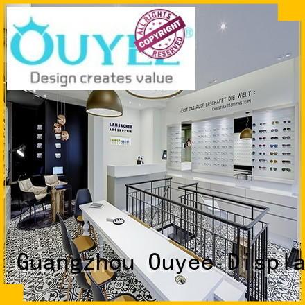 sunglasses display cabinet top brand OUYEE