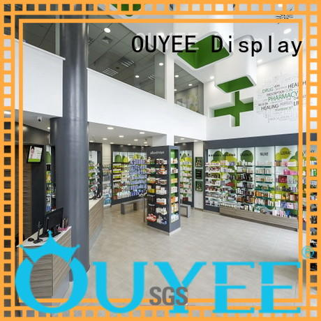 OUYEE Brand medical supplies pharmacy counter manufacture