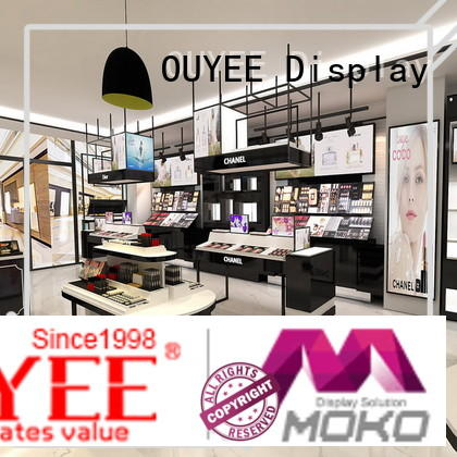 newest makeup display high-end for decoration