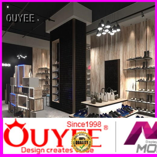 OUYEE high-end handbag display ideas at discount for store