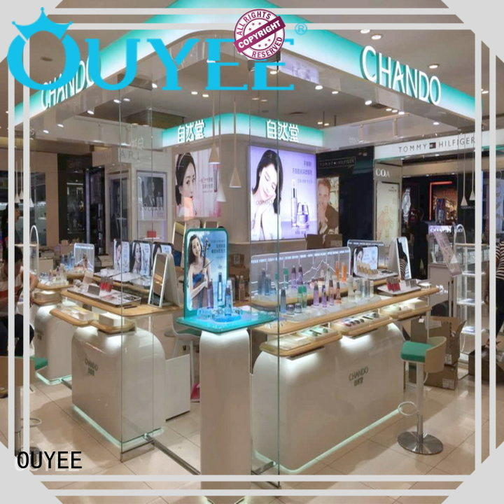 newest cosmetic shop high-end for wholesale OUYEE