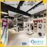 retail ideas interior clothing shelves OUYEE Brand