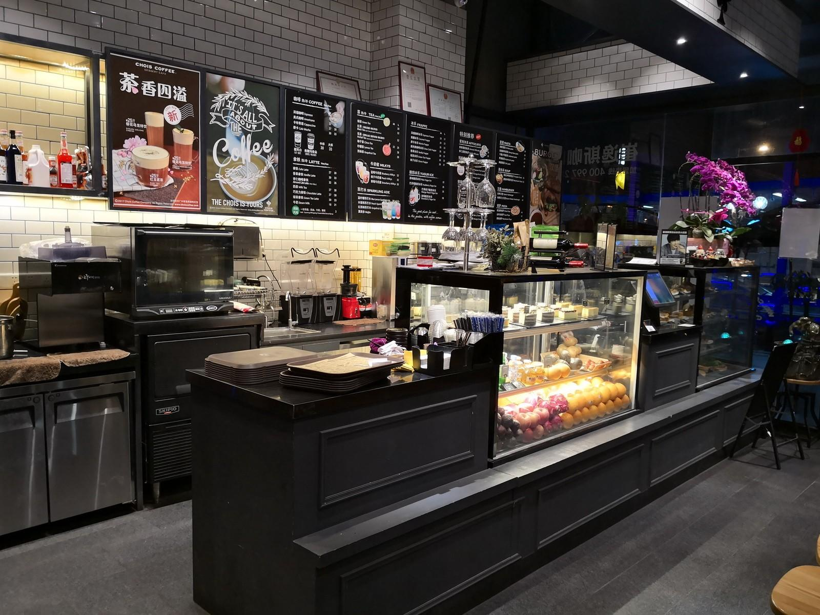 best design coffee shop counter for sale commercial at discountfor restaurant-2