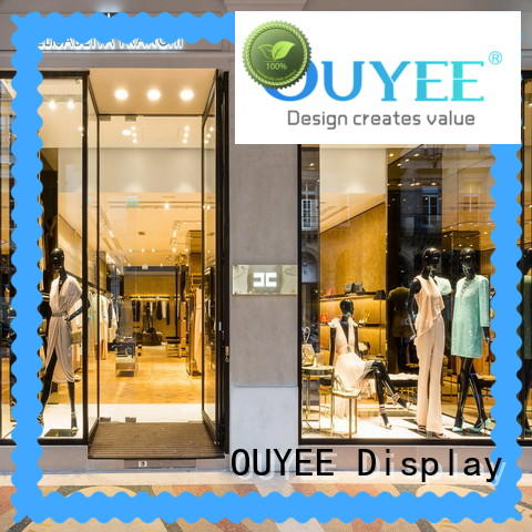 Clothing Store Furniture Display Ideas OY-GSD026
