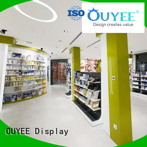 OUYEE on-sale pharmacy design fast delivery for display