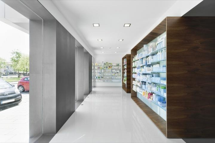 OUYEE commercial pharmacy storage racks newest for medicine-3