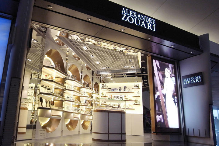chic design large display perfume bottles for sale bulk production for supermarket-1