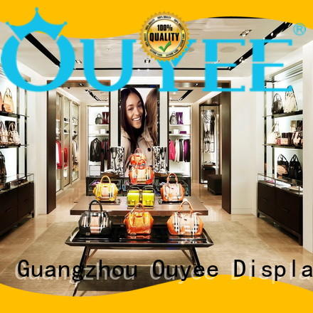OUYEE high-end sneaker closet ideas at discount for business