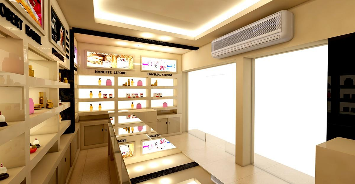 Perfume Shop Interior Design OY-PFD021-3