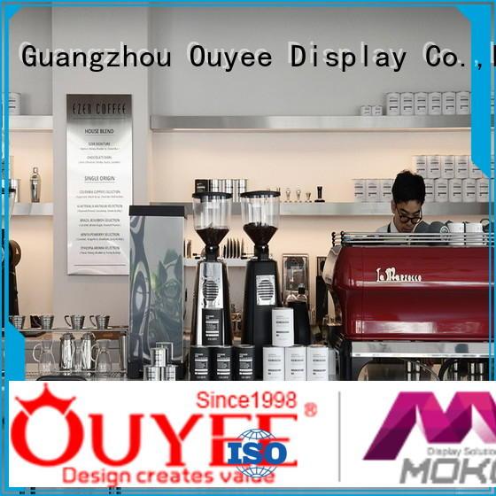 OUYEE coffee shop decor ideas bulk production for club