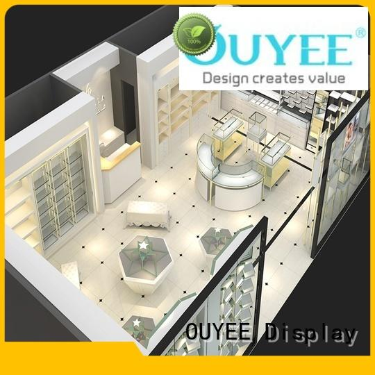 Quality OUYEE Brand ideas jewellery shop design
