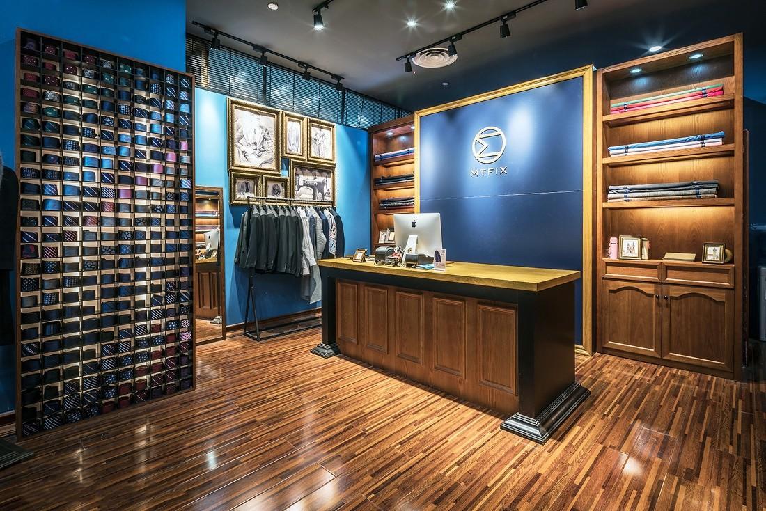 Shop Design Retail Clothing Racks OY-GSD020-3