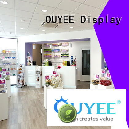 OUYEE high-quality pharmacy storage systems manufacturer for display