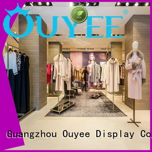 Shop Interior Design Garment Display Stand OY-GSD028