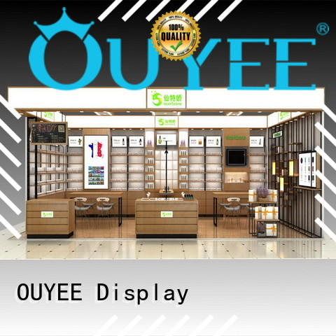 OUYEE universal professional makeup furniture vanity for wholesale