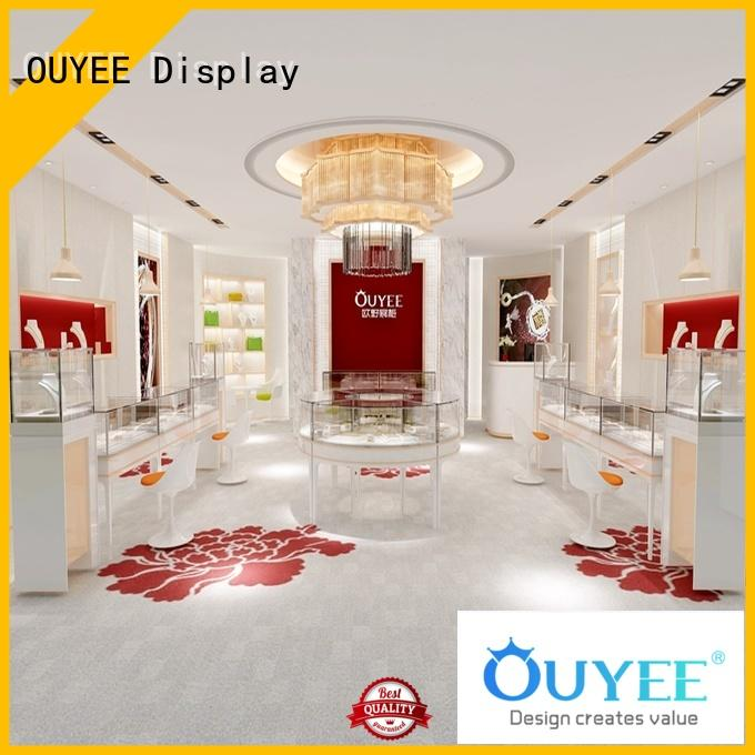 OUYEE commercial custom watch holder OBM for wholesale