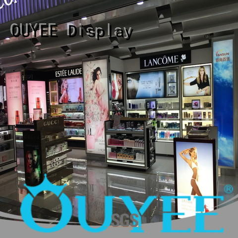 retail vanity OEM cosmetic shop OUYEE