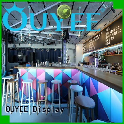 OUYEE on-sale cafe design services bulk production for club