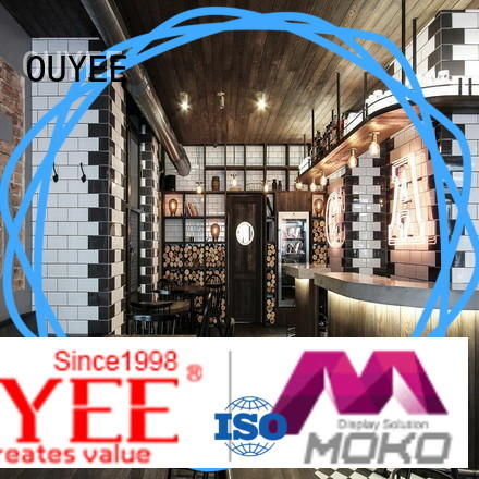 OUYEE popular used coffee shop furniture factory price for furniture