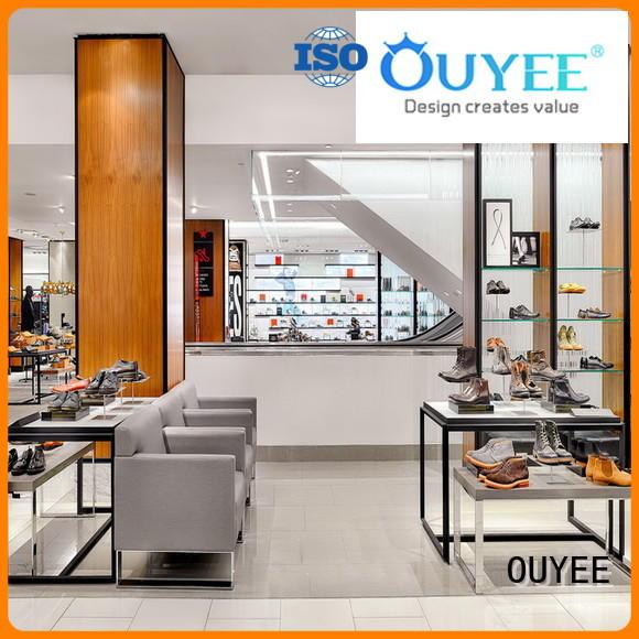 Wooden Shoe Shelf OY-SSD027
