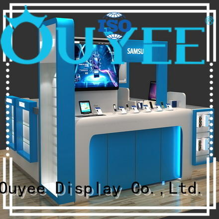 OUYEE high quality mobile shop design ideas