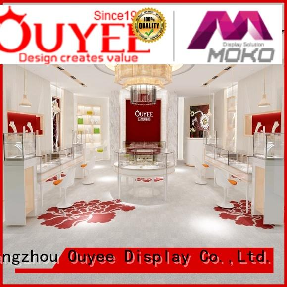 OUYEE commercial wholesale jewerly display ODM for wholesale