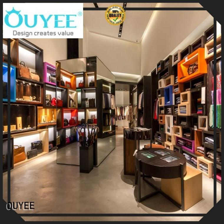OUYEE Brand rack furniture shoe cabinet furniture