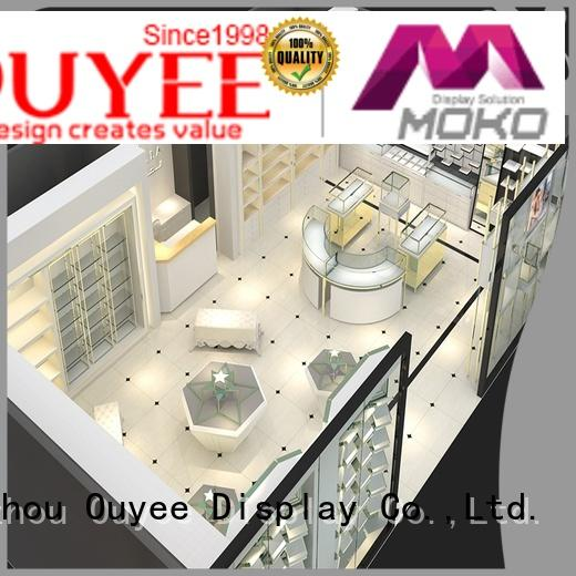OUYEE commercial jewelry displays for sale OEM for shop