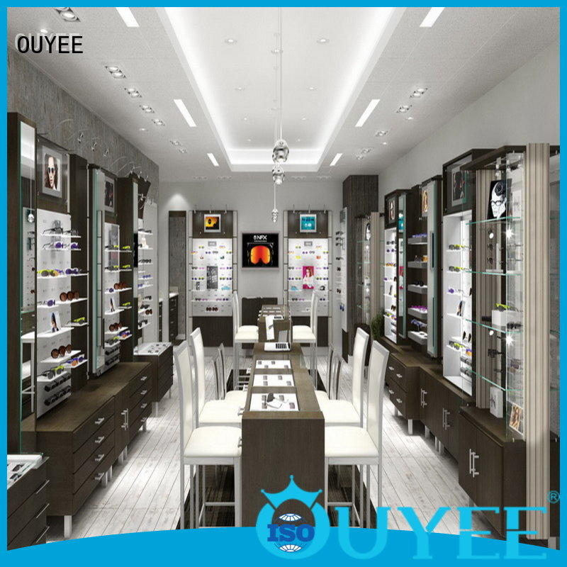 interior display eyeglass display stand OUYEE manufacture